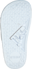 Weiße THE WHITE BRAND Pantolette GLITTER BEACH KIDS - small