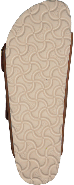 Cognacfarbene BIRKENSTOCK Pantolette ARIZONA BRANDY  - large