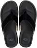 Black UGG shoe BEACH FLIP  - small