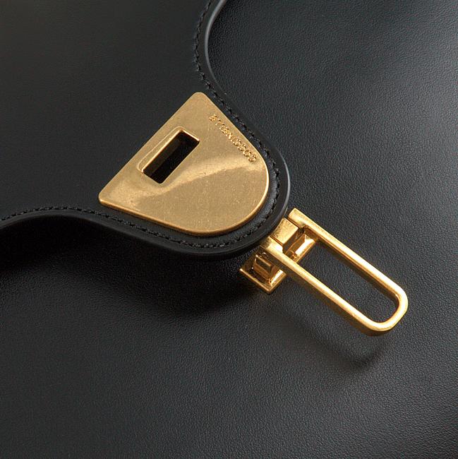 Schwarze COCCINELLE Handtasche BEAT 1201  - large