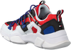 Weiße TOMMY HILFIGER Sneaker low CITY VOYAGER CHUNKY  - small