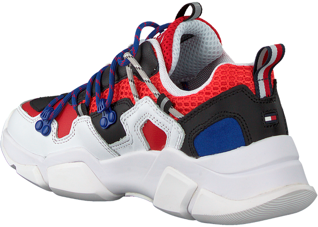 Weiße TOMMY HILFIGER Sneaker low CITY VOYAGER CHUNKY  - large