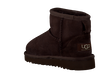 Braune UGG Winterstiefel CLASSIC MINI KIDS - small