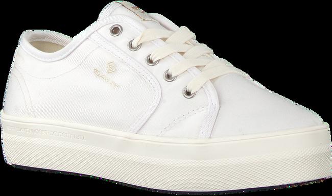 Weiße GANT Sneaker low LEISHA  - large