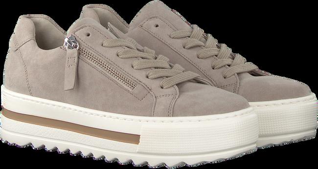 Beige GABOR Sneaker low 498  - large