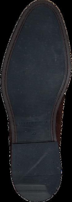 Cognacfarbene TOMMY HILFIGER Business Schuhe SIGNATURE HILFIGER BOOT  - large