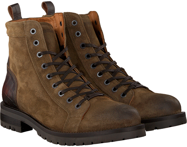 Taupe GROTESQUE Schnürboots PIOLETE 3  - large