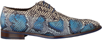 Blaue FLORIS VAN BOMMEL Business Schuhe 18224  - medium