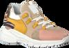Gelbe CLIC! Sneaker low CL-9855  - small