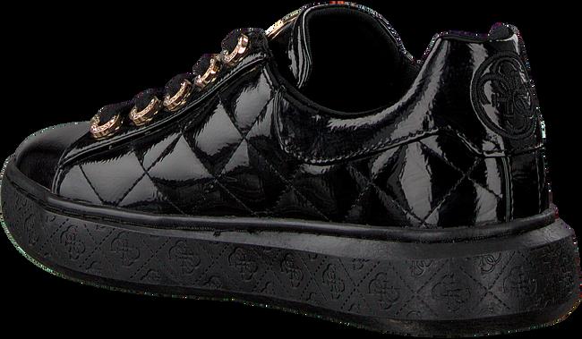 Schwarze GUESS Sneaker BECKS/ACTIVE  - large