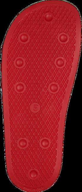 Rote ADIDAS Badelatsche ADILETTE  - large