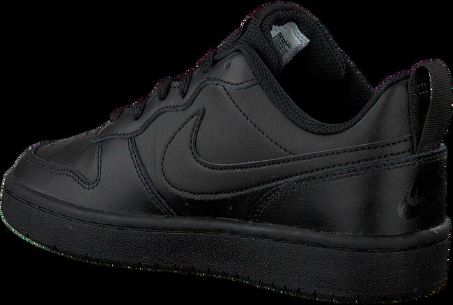 Schwarze NIKE Sneaker low COURT BOROUGH LOW (GS)  - large