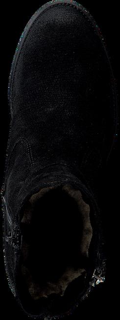 Schwarze OMODA Stiefeletten 8366  - large