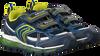 Blaue GEOX Sneaker J9244C  - small