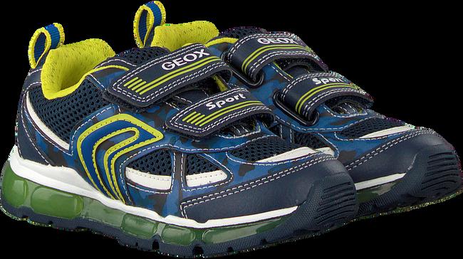 Blaue GEOX Sneaker J9244C  - large