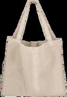 Weiße STUDIO NOOS Shopper RIB MOM-BAG  - medium