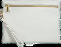 Weiße TED BAKER Clutch DJUNA  - medium
