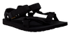 Black TEVA shoe 1004010  - small