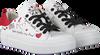 Weiße BRAQEEZ Sneaker DANNI DREAM  - small
