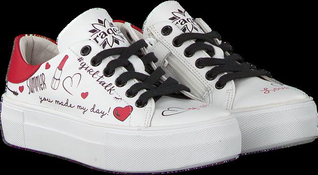 Weiße BRAQEEZ Sneaker DANNI DREAM  - large