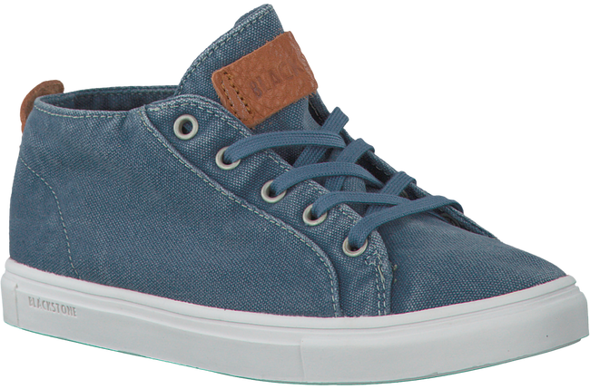 Blaue BLACKSTONE Sneaker LK30 - large