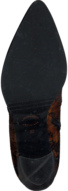 Cognacfarbene MARIPE Cowboystiefel 29303  - large