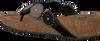 Schwarze LAZAMANI Pantolette 75.455  - small