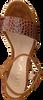 Cognacfarbene UNISA Sandalen LUPA  - small