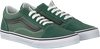 Grüne VANS Sneaker UY OLD SKOOL KIDS - small
