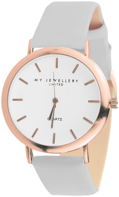 Graue MY JEWELLERY Uhr MY JEWELLERY LIMITED WATCH - large