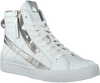 Weiße DIESEL Sneaker D-STRING - small