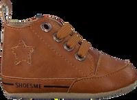 Cognacfarbene SHOESME Babyschuhe BS9A001  - medium