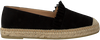 Schwarze KANNA Espadrilles 20028  - small