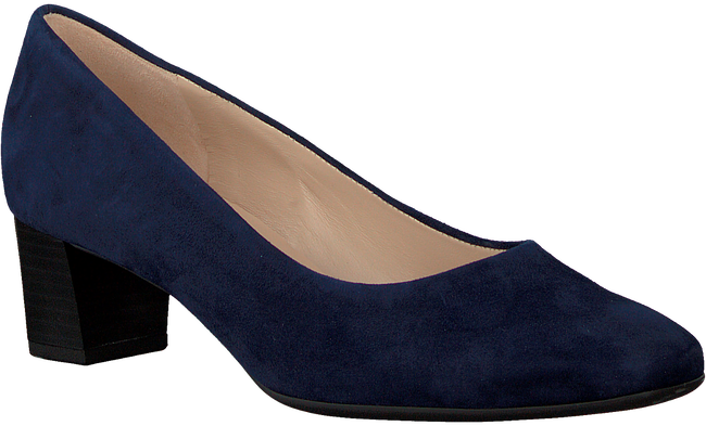 Blaue PETER KAISER Pumps GHANA  - large