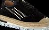 Schwarze KANNA Sneaker KV8185 - small