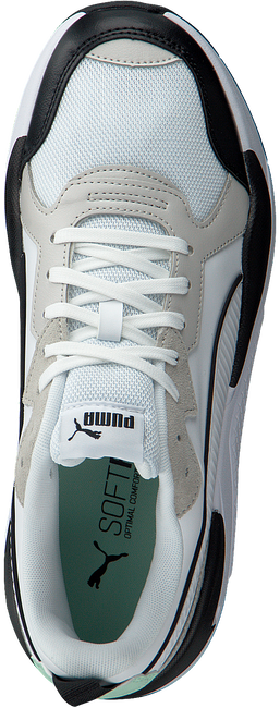 Weiße PUMA Sneaker low X-RAY GAME  - large