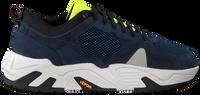 Blaue P448 Sneaker low DEAN MEN  - medium