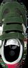 Grüne QUICK Sneaker CYCLOON JR VELCRO  - small