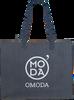 Weiße OMODA Shopper 50x14x40 - small