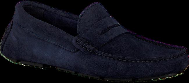 Blaue MAZZELTOV. Loafer 32008  - large