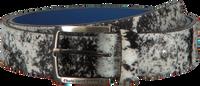 Schwarze FLORIS VAN BOMMEL Gürtel 75191  - medium