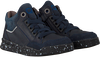 Blaue BRAQEEZ Sneaker THOMAS TERRA - small