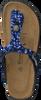 Blaue WARMBAT Zehentrenner 081503 - small