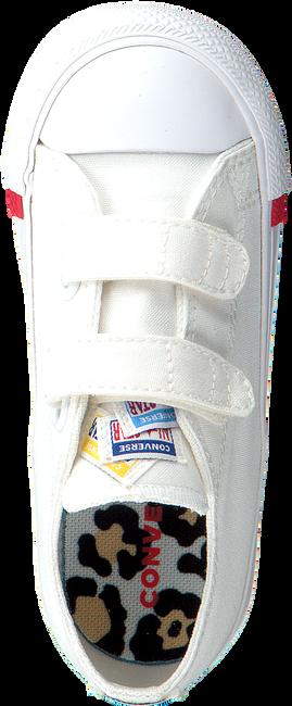 Weiße CONVERSE Sneaker low CHUCK TAYLOR ALL STAR 2V OX KI  - large