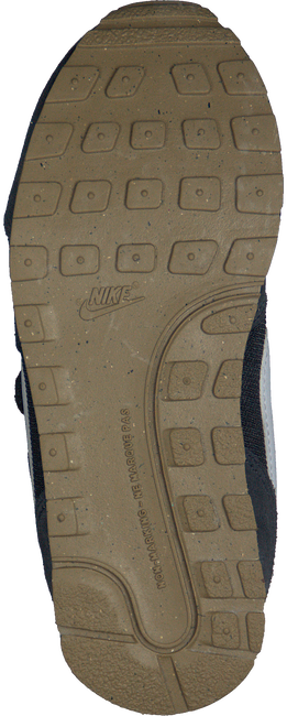 Graue NIKE Sneaker MD RUNNER 2 KIDS LACE - large