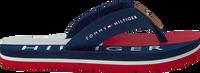 Blaue TOMMY HILFIGER Pantolette FLAG PRINT FLIP FLOP  - medium