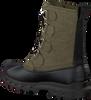 Grüne SOREL Ankle Boots PORTZMAN CLASSIC WATERPROOF - small