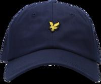 Blaue LYLE & SCOTT Kappe BASEBALL CAP  - medium