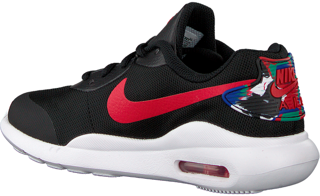 Schwarze NIKE Sneaker low AIR MAX OKETO MELTED CRAYON  - large