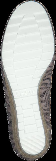 Beige GABOR Slipper 641 - large